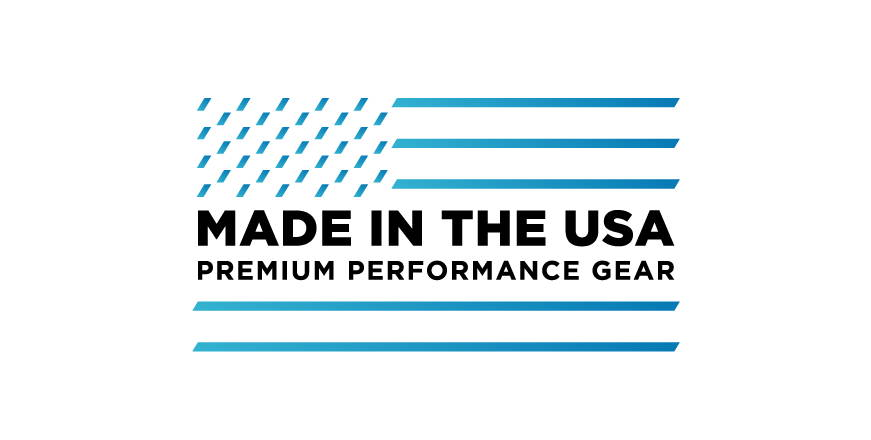 briny custom made in the usa premium performance gear