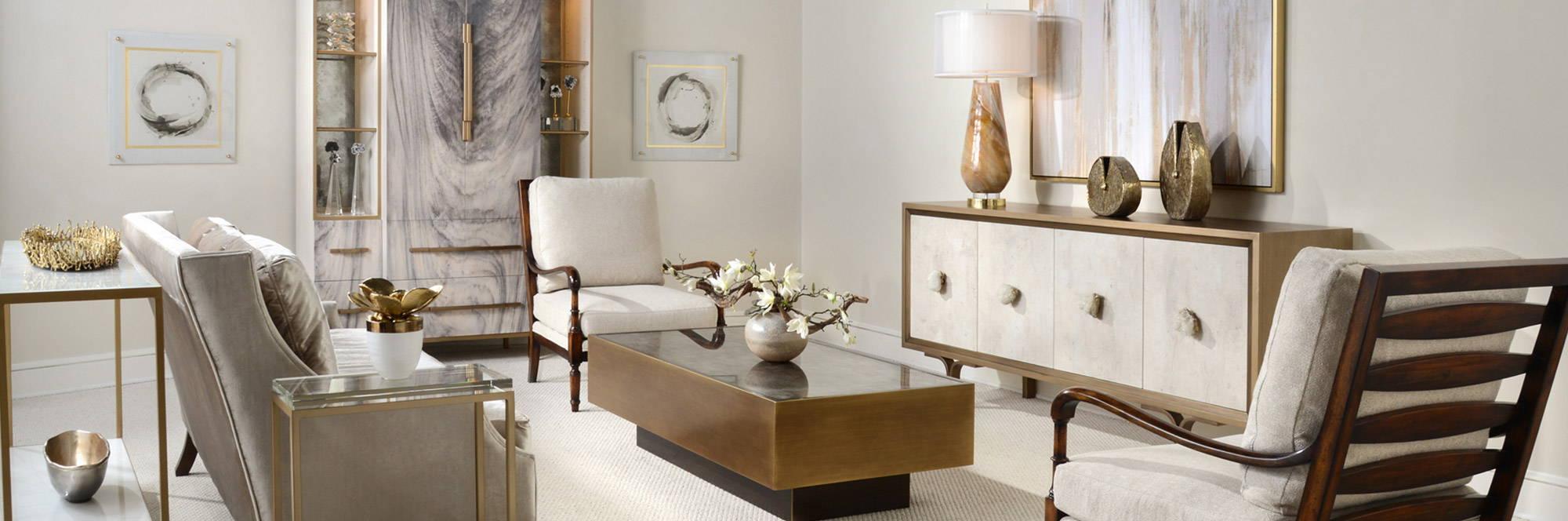 John-Richard Furniture, Wall Art & Home Accessories - Lounge Scheme - LuxDeco.com