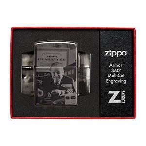 George Blaisdell 125th Birthday Anniversary Lighter Packaging