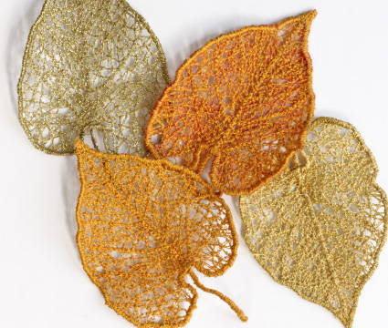 Embroidery Zen I