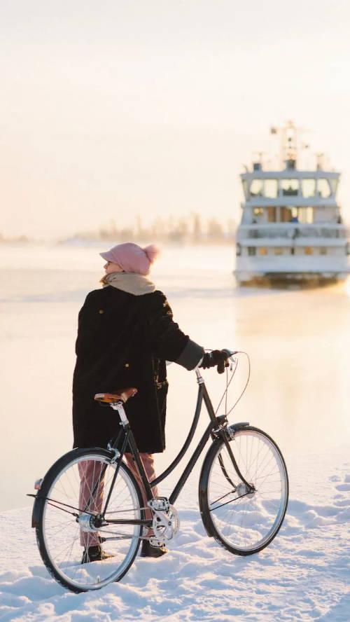 Pelago Bikes Made For Helsinki Made For Canada