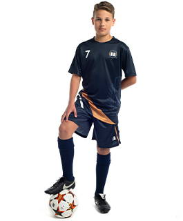 Valour Sport sublimated soccer kit for Toongabbie Christian College