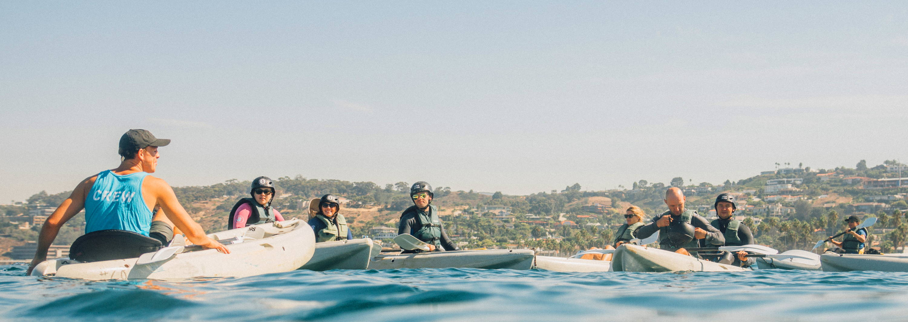 San Diego kayaking for beginners