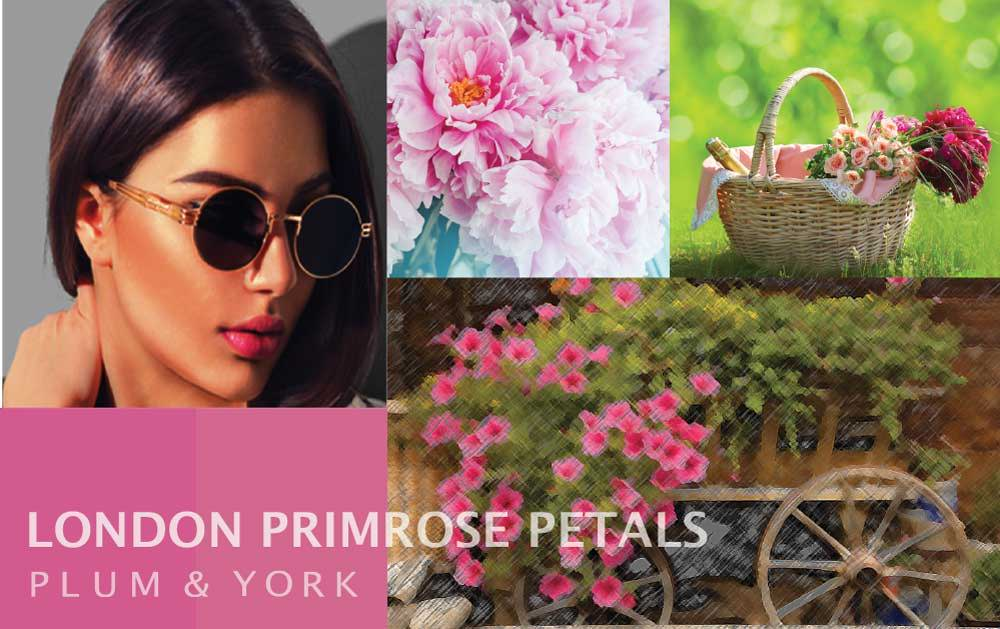 London Primrose Petals lipstick by Plum & York