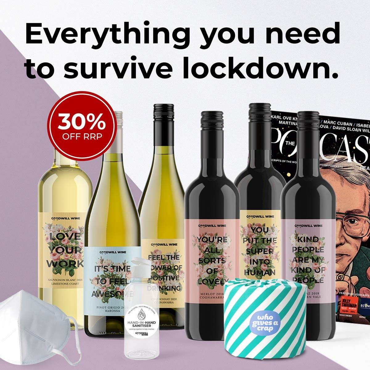 Lockdown Survival Kit