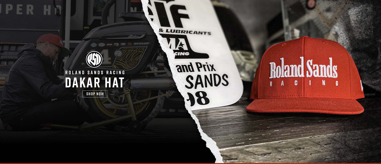 Roland Sands Racing Hat