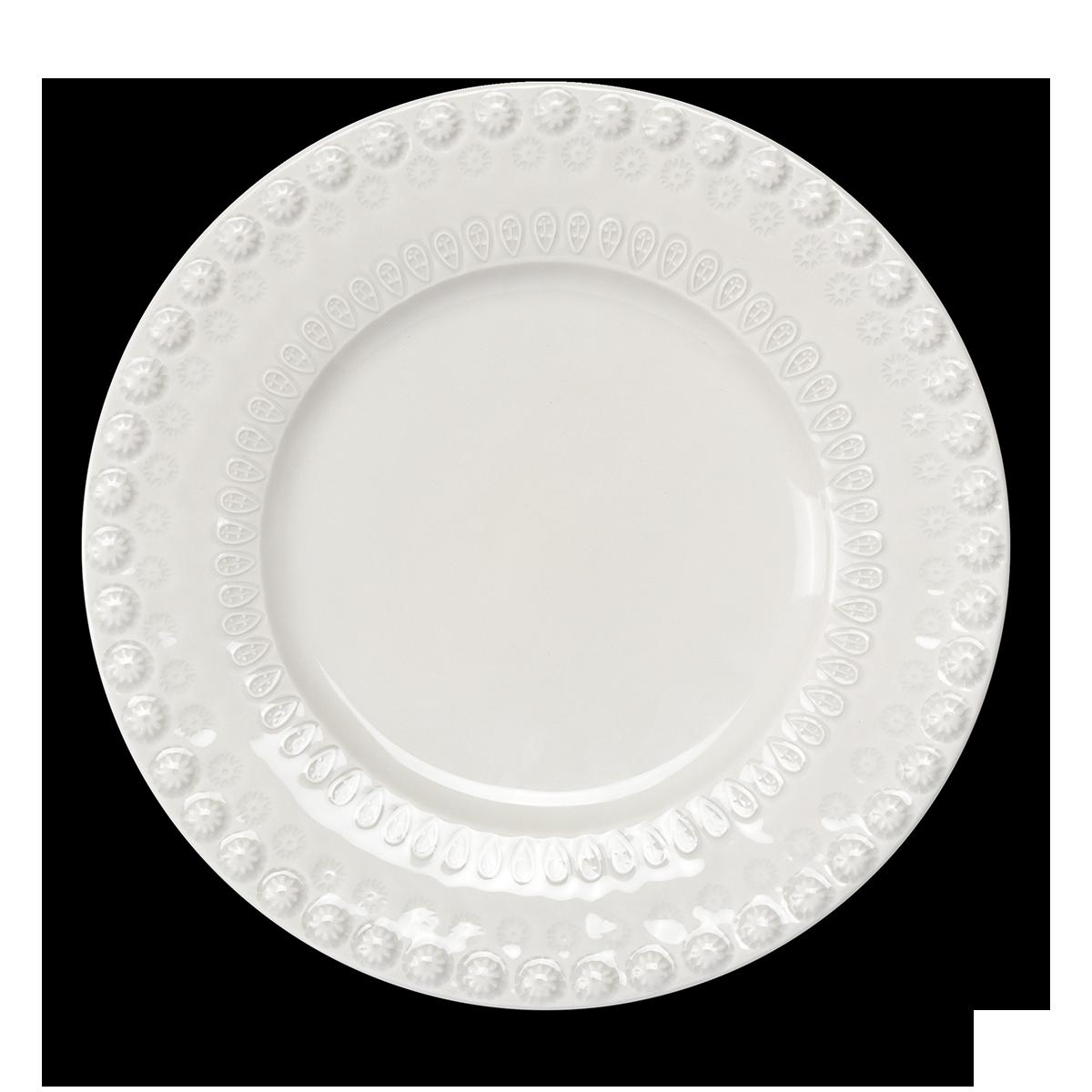 Beaded Plate