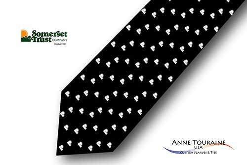 Repeat-patterned-logos-custom-ties-bow-ties-design-style-black