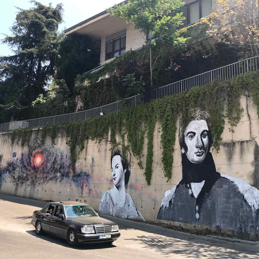 Dan Cimmermann outdoor mural