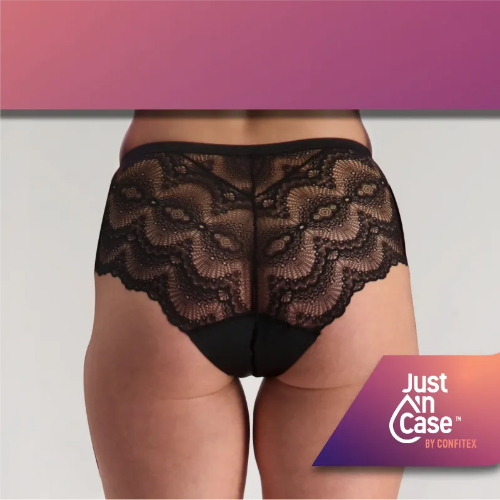 Shop Period Underwear | 5 Super Tampons Worth | Just'nCase by Confitex