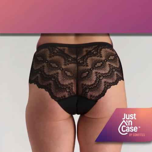 Shop Period Underwear | 5 Super Tampons Worth | Just'nCase by Confitex