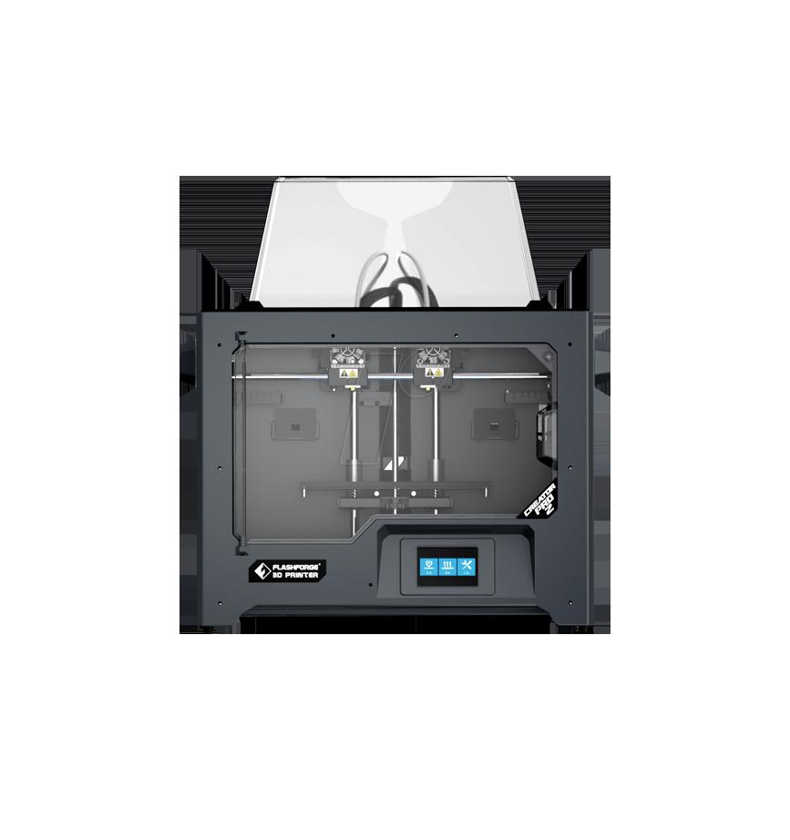 flashforge creator pro 2 dual IDEX extruder