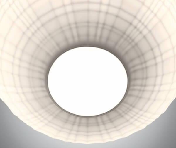 Foscarini Tartan Pendant Detail