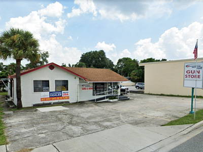 Brevard Ammo & Sporting Supplies store front