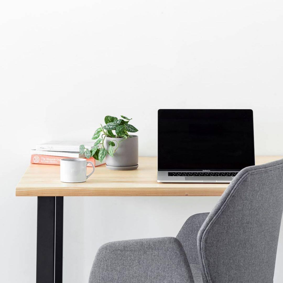 「素材」×「デザイン」 シンプルな鉢 シリーズ - Gray 2〜4号