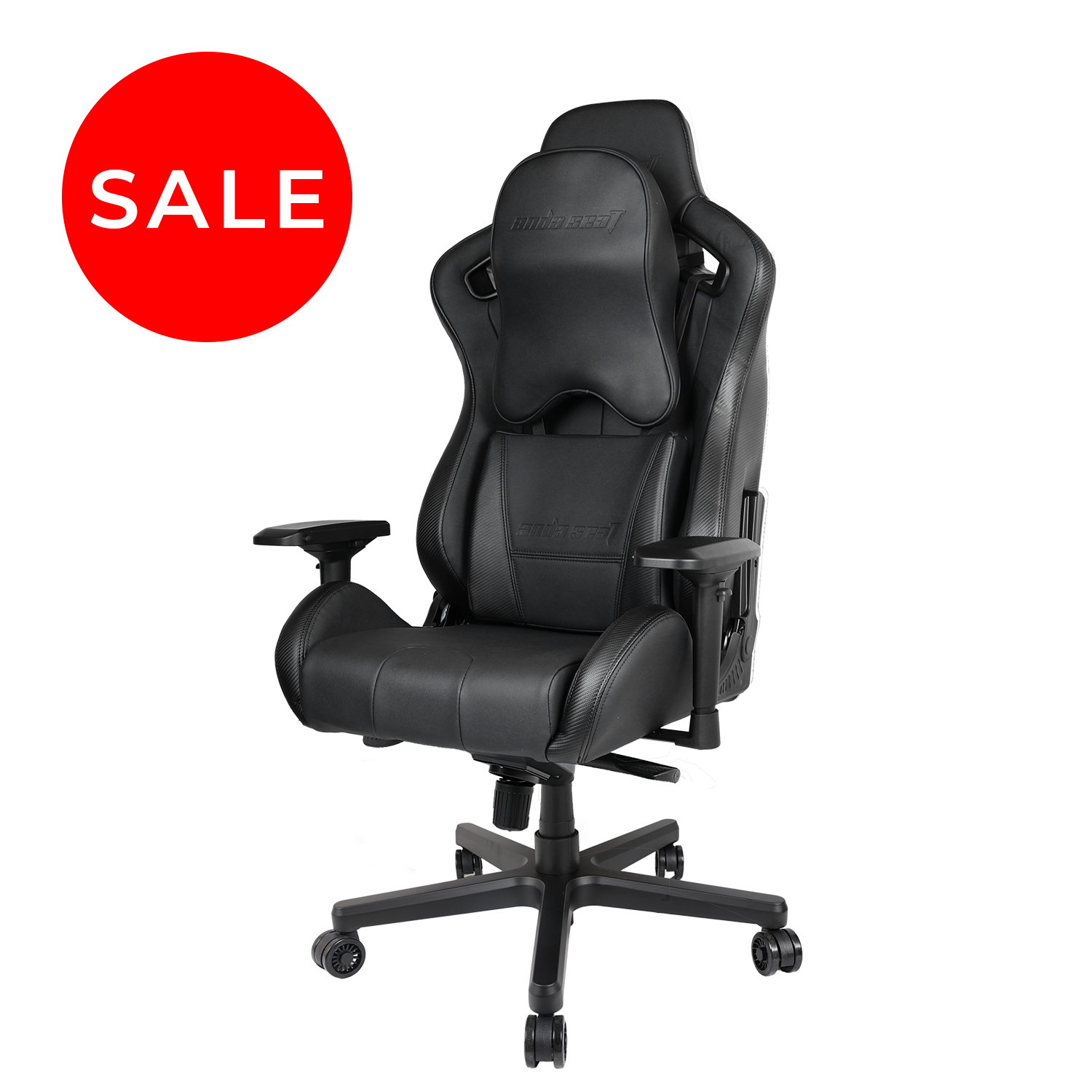 Sale Dark Knight Premium Gaming Chair