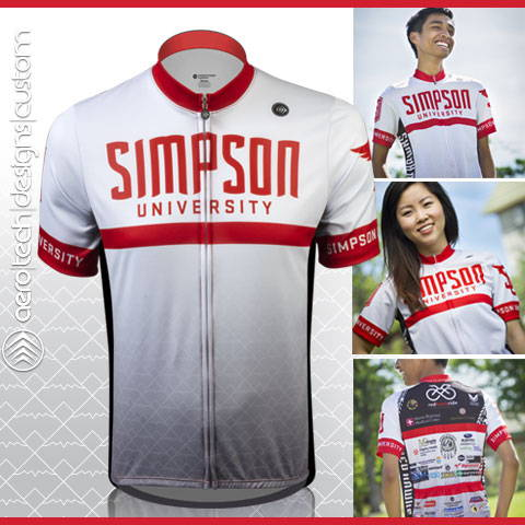 Collegiate Cycling Apparel