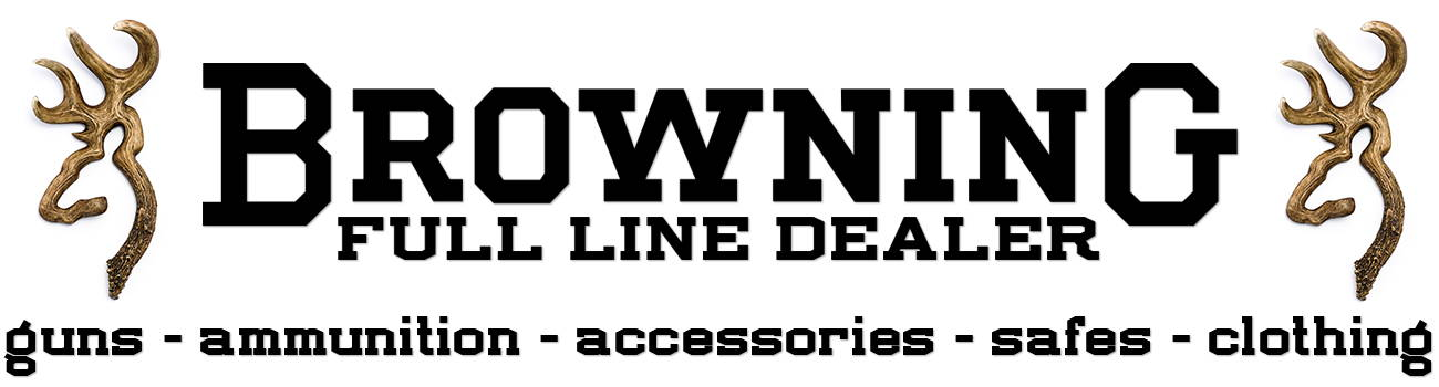 Al Flaherty's is a Full Line Dealer for all your Browning needs!