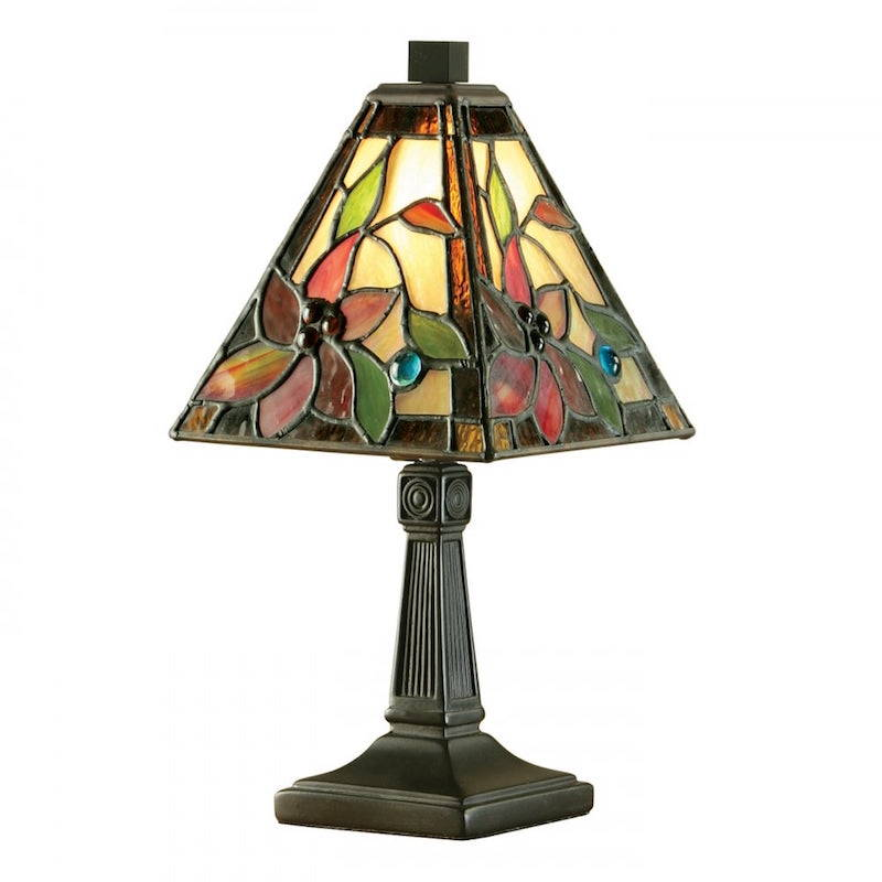 tiffany Style bedside lamps link