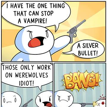 Comics – TheOdd1sOut