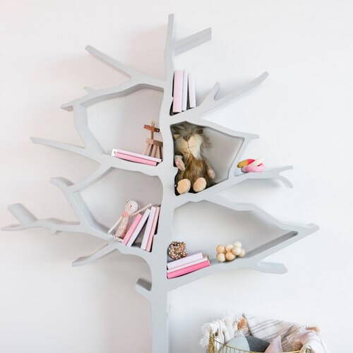 Nursery Works Tree Bookcase