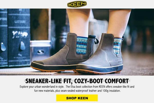 Keen Winter Boots 2018