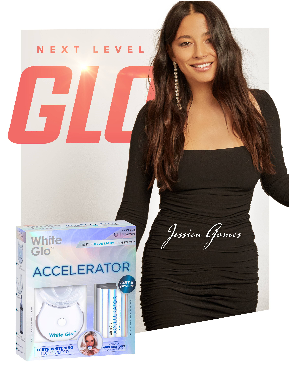 Jessica Gomes with Accelerator Hero