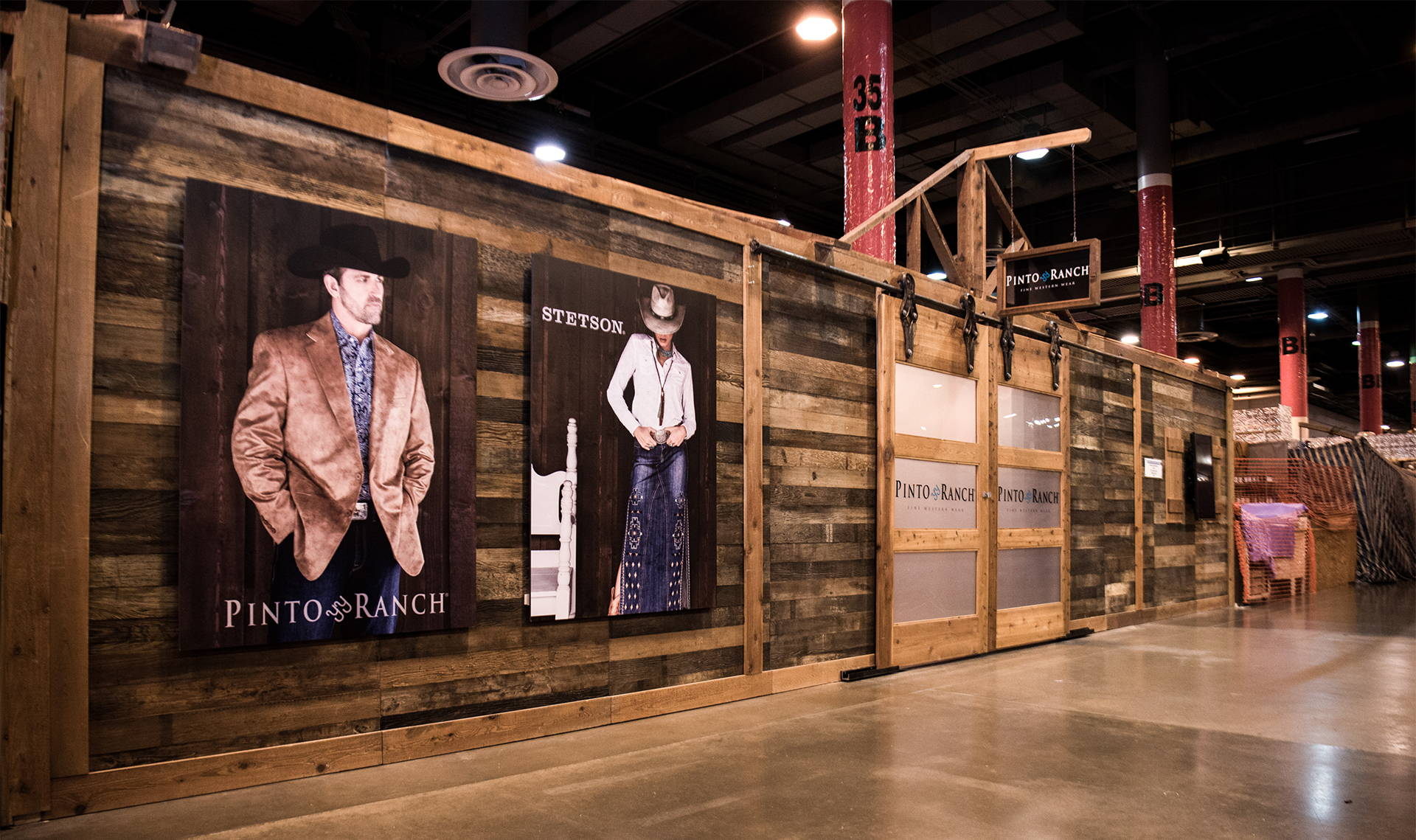 Pinto Ranch Houston Rodeo 2019 Rodeo Booth