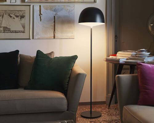 FontanaArte Cheshire Floor Lamp