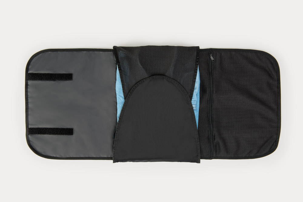 Minaal Shirt Protector - How you can pack a suit in a carry on bag