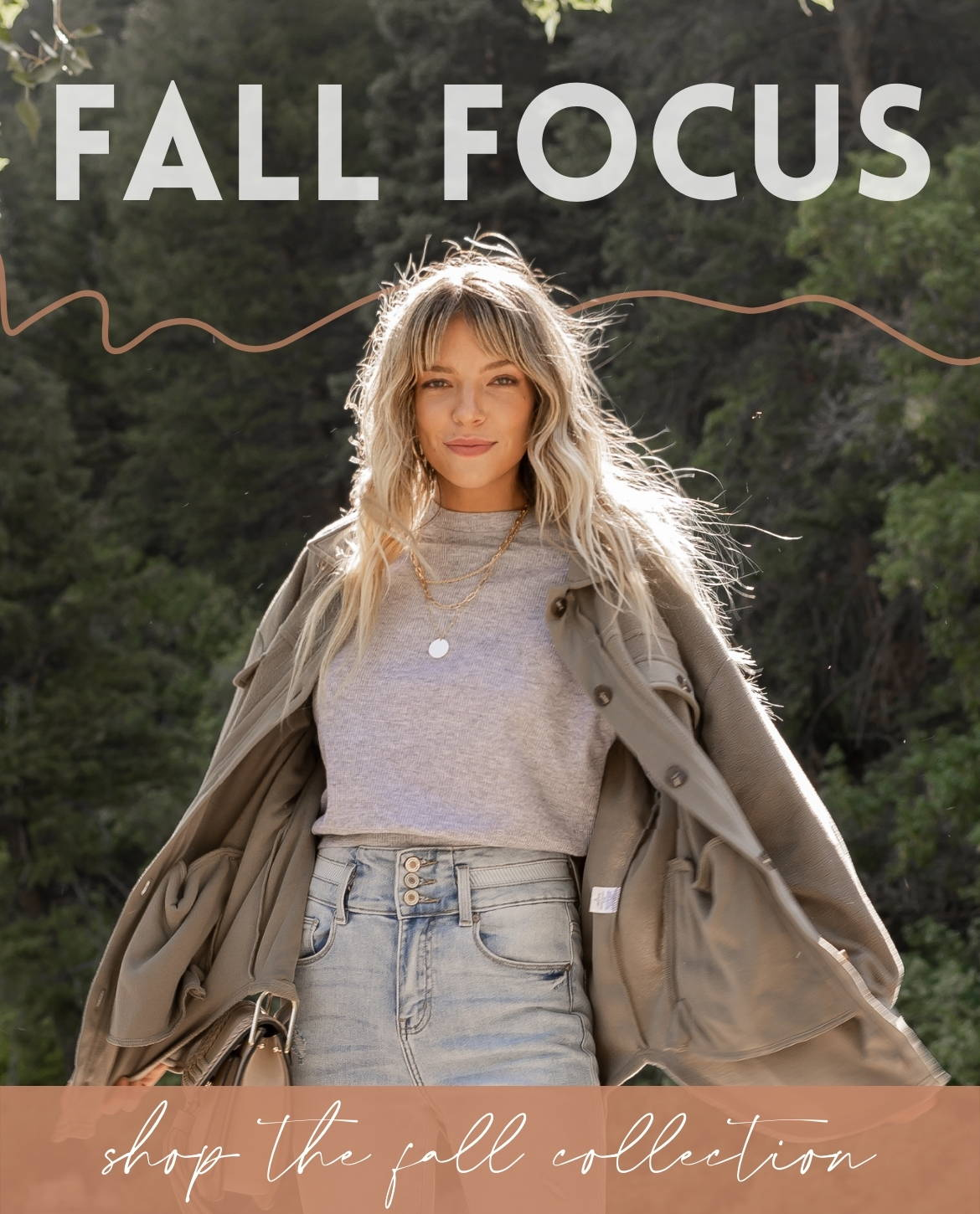 Fall Focus: Shop Outerwear, Sweaters, and Other Fall Essentials!