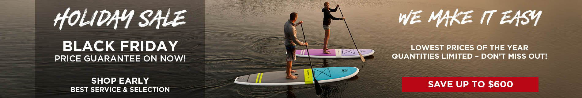 Inflatable Paddle Board | Clearance Sale | Cruiser SUP Fusion and Bliss