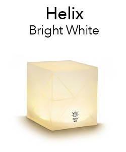 Helix. Portable solar lantern.