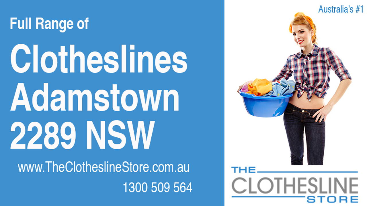 Clotheslines Adamstown 2289 NSW