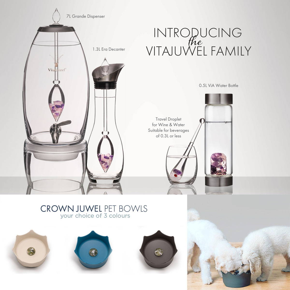 VitaJuwel Essential Gift Guide