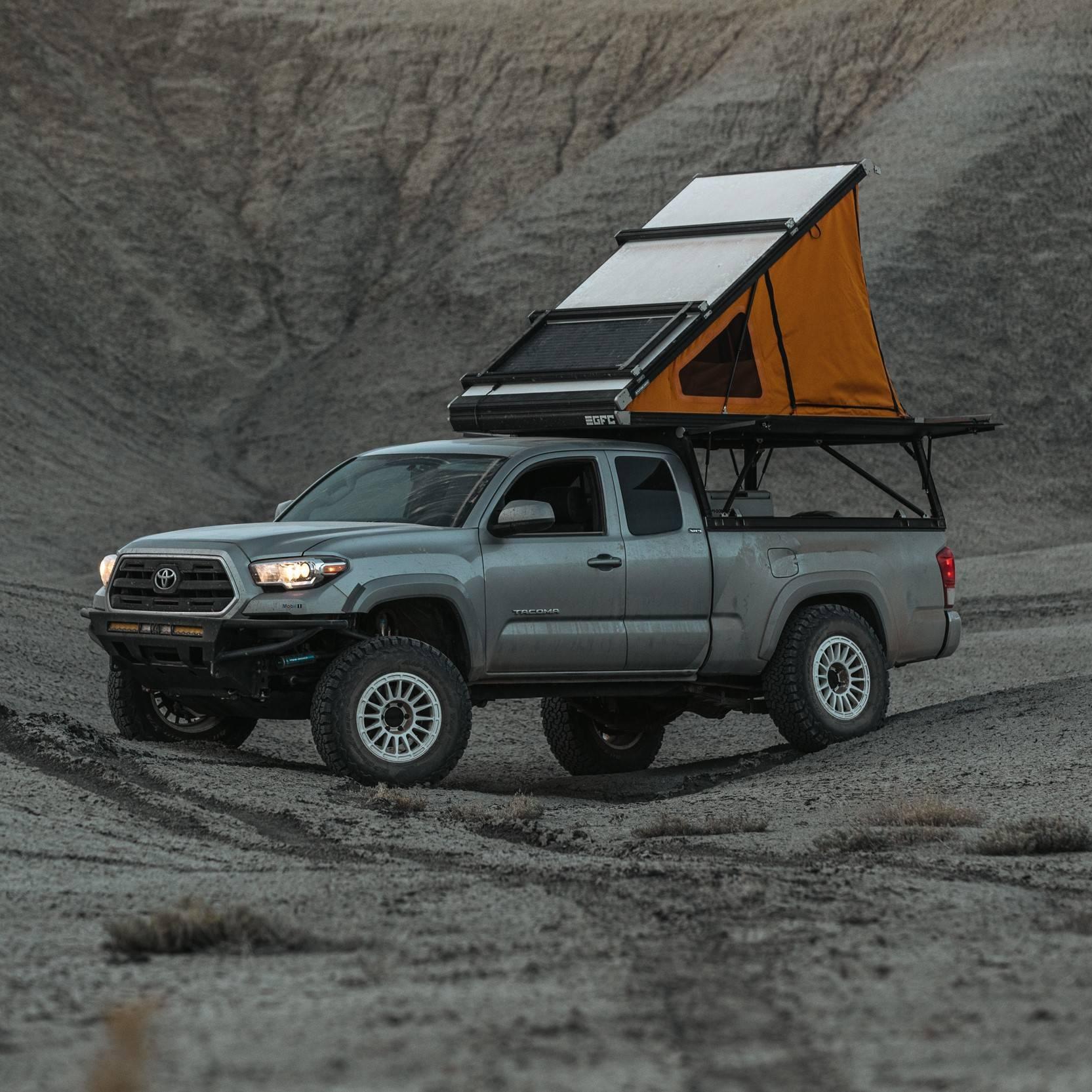 V2 Platform Camper