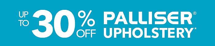 30% off Brand Palliser