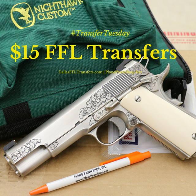 Plano Pawn Shop Online FFL Gun Transfer