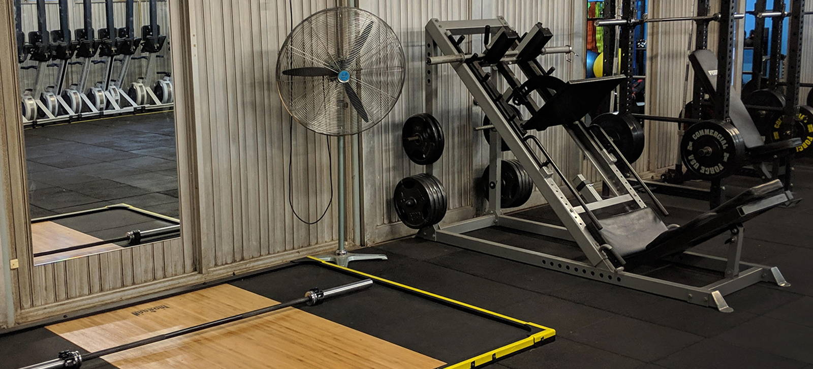 Commercial Gym Equipment Unley High School Adelaide