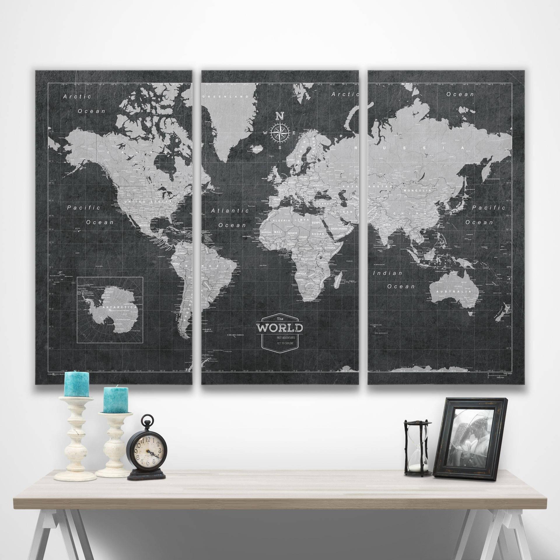 Conquest Maps Modern Slate