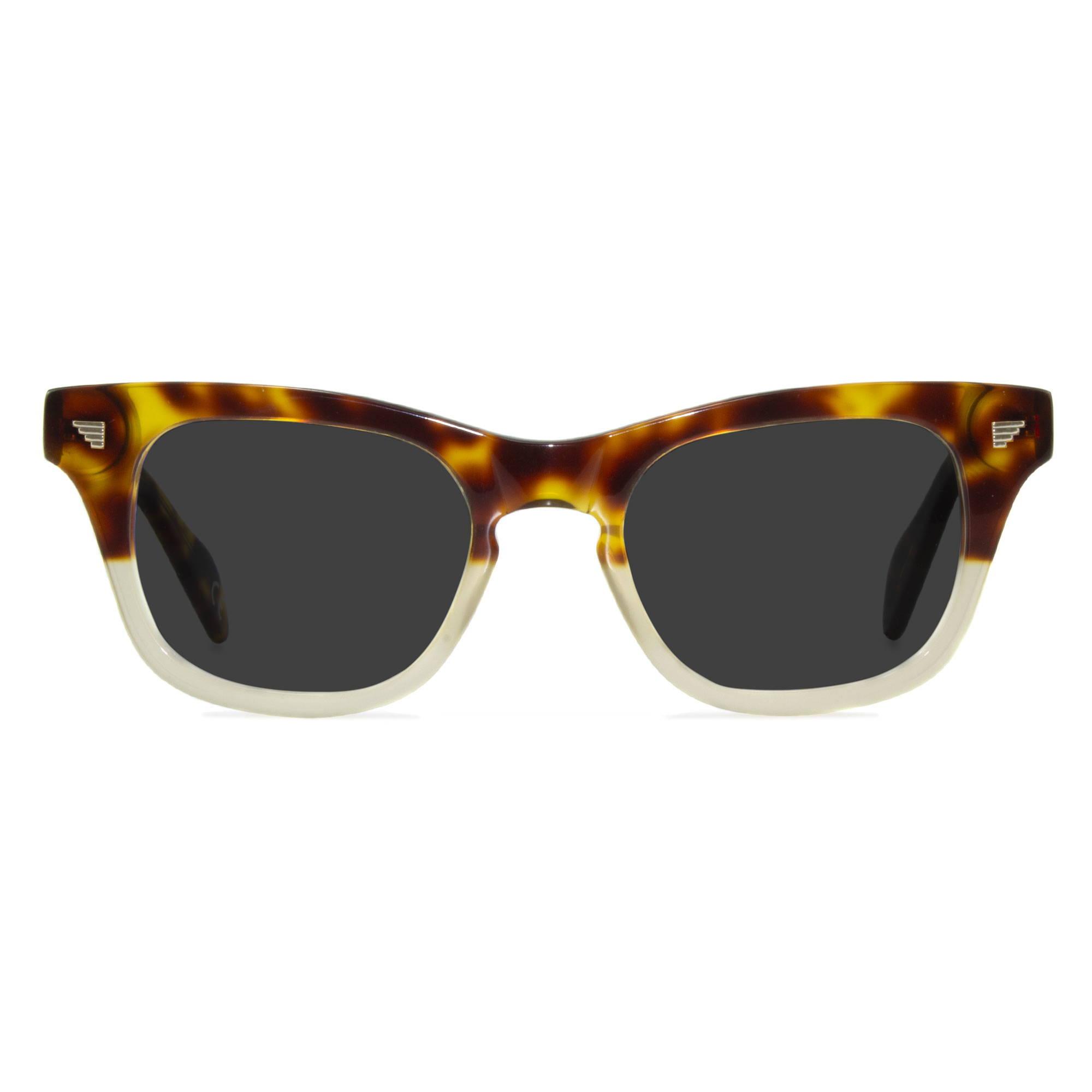 Joiuss russ tortoiseshell sunglasses