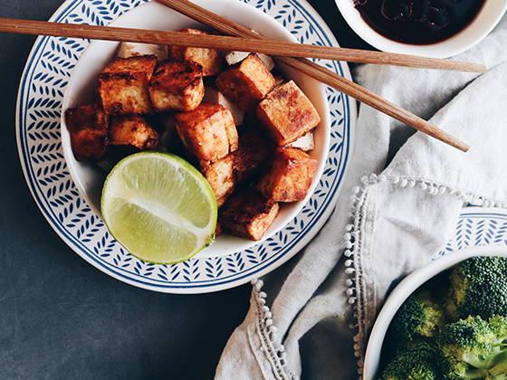 5 recettes de marinades pour tofu signées Isabelle Huot