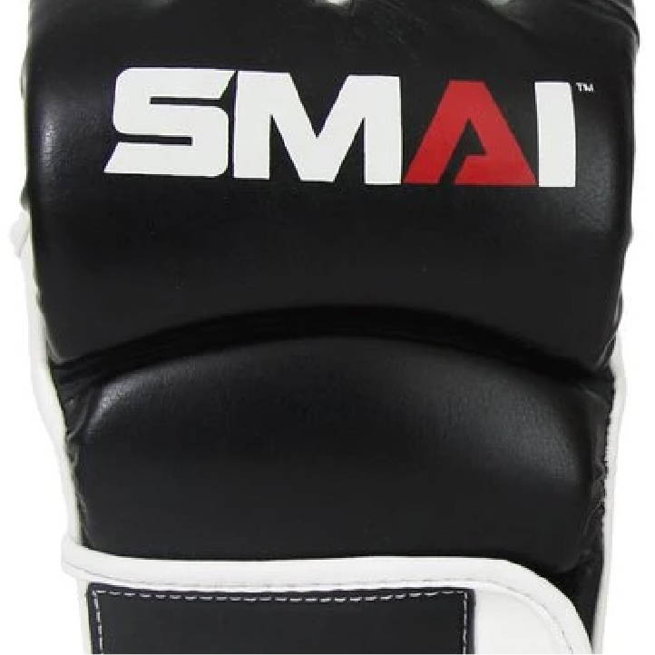 SMAI Essentials MMA Gloves crush zone technology