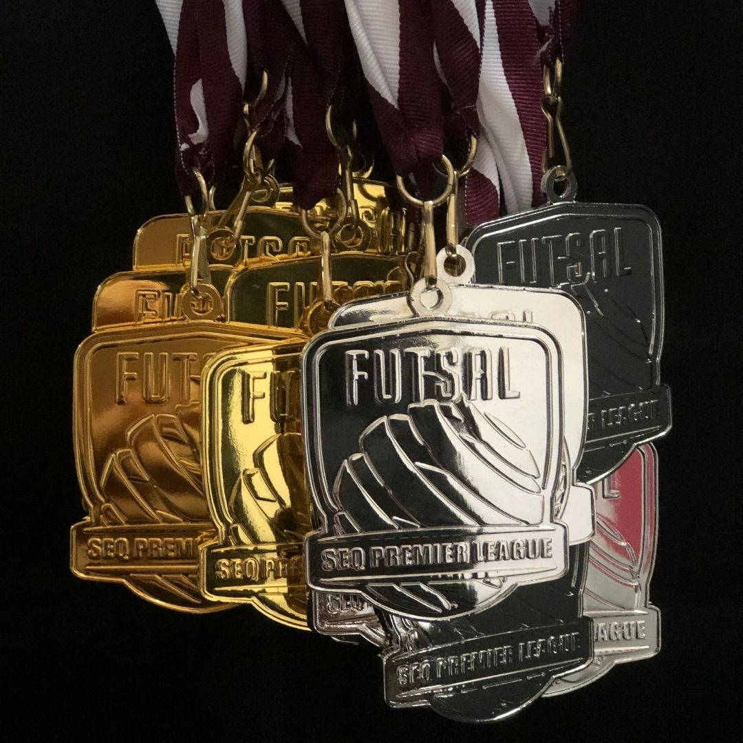 Futsal Custom Medal