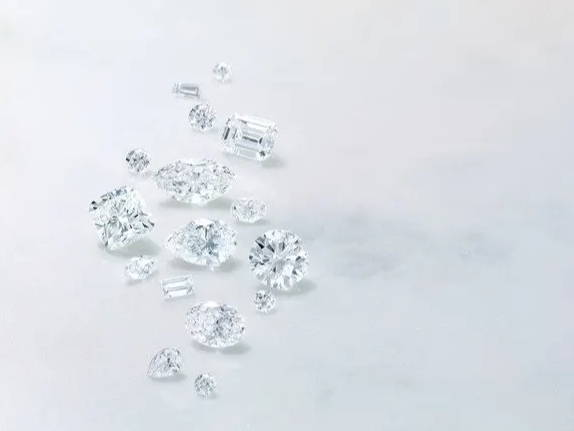 different shapes of diamond