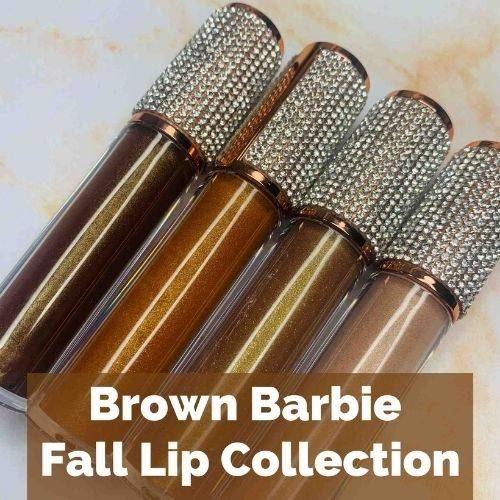 best brown lip gloss private label
