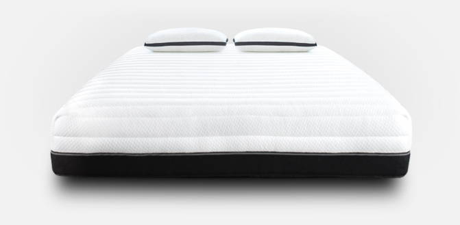 our shape matching technology coupled the ability to change the softness or firmness anytime meets the comfort preference of every sleeper - Adjustable Firmness Mattress