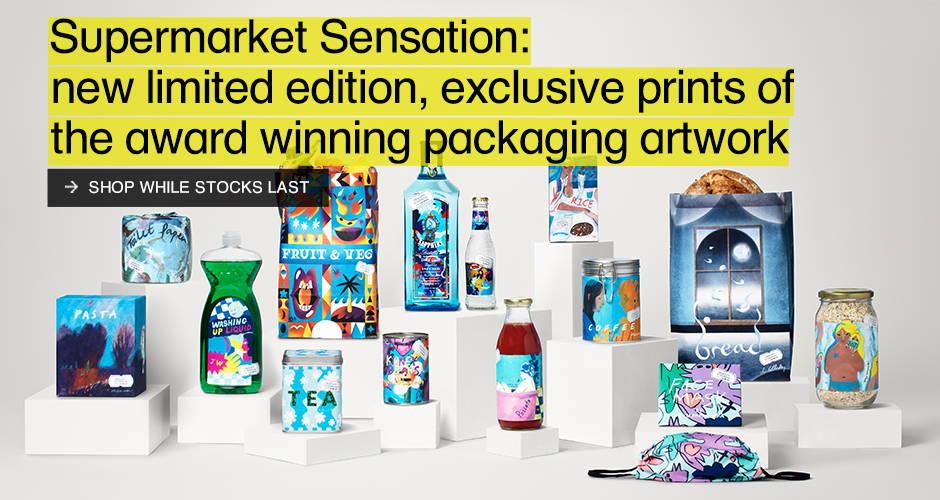 Supermarket Limited Edition Prints