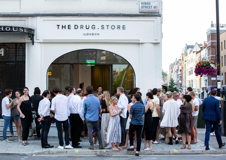 TheDrug.Store Marylebone CBD store UK