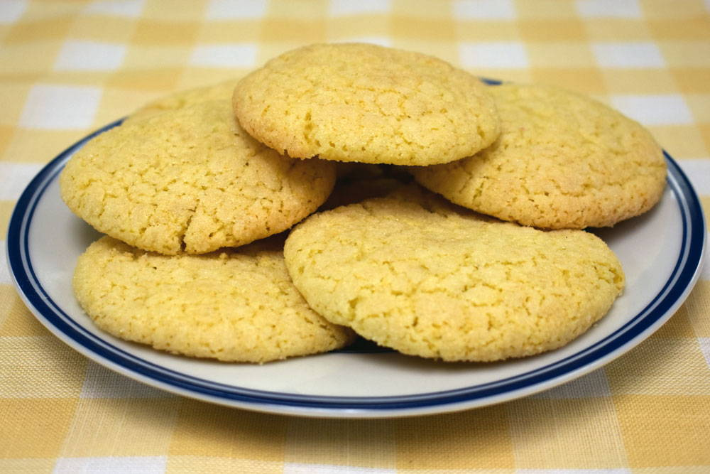 Gluten-Free sugar cookie recipe